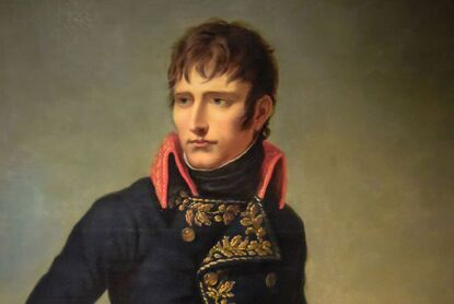 napoleon symbol for an age The french revolution and napoleon  section 4: the age of napoleon begins   the storming of the bastille quickly became a symbol of the french.
